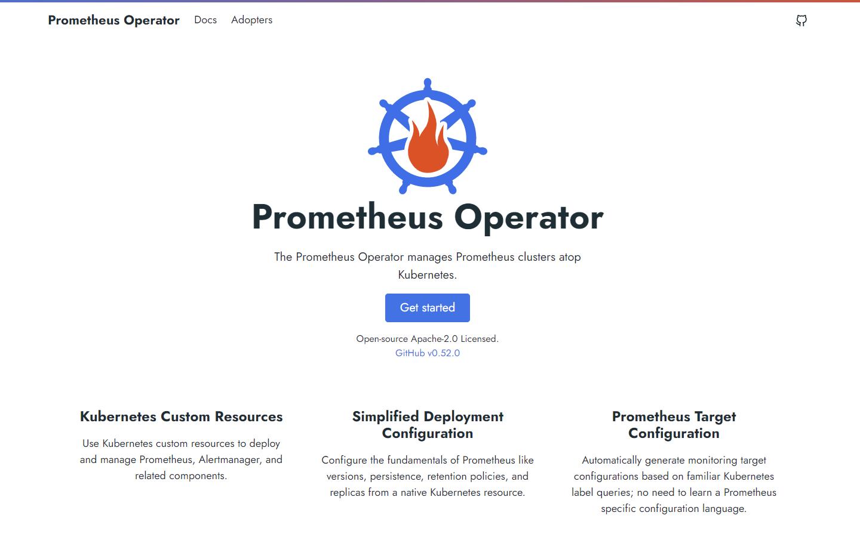 Prometheus Operator